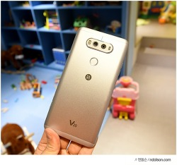 LG V20 고퀄리티 노래 녹음, V20 X 그레이(GRAY)와 콜라보레이션