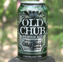 Oskar Blues Old Chub (오스카 블루스 올드 첩) - 8.0%