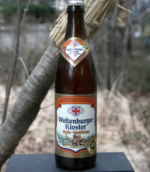 Weltenburger Hefe-Weißbier Hell (벨텐부르거 헤페-바이스비어 헬) - 5.4%