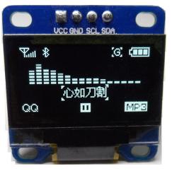 아두이노 우노에 oled (SSD1306 i2c)  사용하기