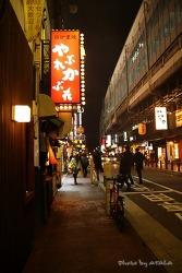 일본 후쿠오카 - 인상적이었던 하카타 시티 안의 샵들과 주변 밤거리