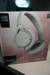 [헤드폰] 소니(SONY) MDR-10R 구입기