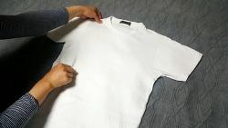 티셔츠 3초만에 개는 초간단 꿀팁