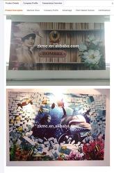 중국, 알리바바 벽화 프린터기 관련 자료 조사