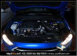 아반떼AD 디젤 첫 번째 엔진오일 교체, 자동차 관리 SK ZIC TOP(엔진오일 지크)