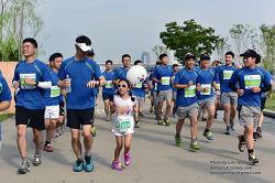 사진으로 보는 제13회 국방일보 전우마라톤 대회