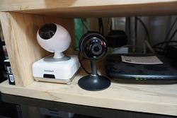 나이드신 부모님도 편하게 사용할 수 있는 CCTV 토스트캠