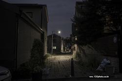 골목길 가로등에 대한 의미와 생각들. by 포토테라피스트 백승휴