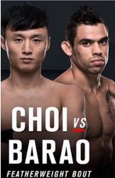 [UFC] UFC 페더급 최두호 선수 경기확정 오피셜