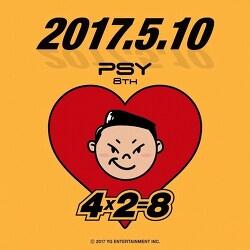 New Face - 싸이(PSY) (4X2=8, 2017)