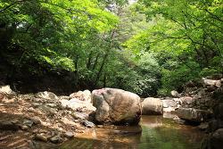 김해 물놀이 가볼만한곳 자연 발생 종합 휴양지 장척계곡