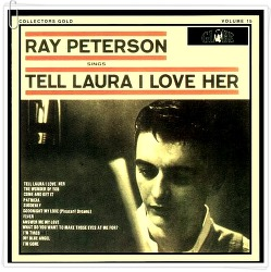 Tell Laura I Love Her - Ray Peterson < 노래가사 + 한국어 >