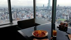 오사카 셋째날