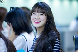 [160715] 오마이걸 아린 김포공항 출국 직찍 by 남똑