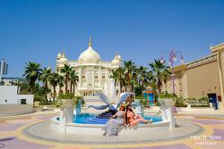 두바이여행, 다양한 테마가 있는 '두바이파크앤리조트'  레고랜드 & 모션게이트 & 발리우드파크
