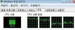 일하는 프로세스는 없는데 CPU점유율이 높을 때/ 업그레이드 생각