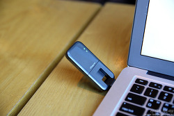 LTE 에그 미니 후기 - 초간단 노트북 에그 연결