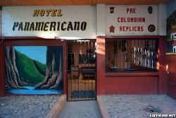 [니카라과] 소모토 숙소, 호텔 파나메리카노(Hotel Panamericano)