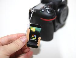 DSLR추천 편리한 와이파이카메라 난 스냅브릿지 활용기