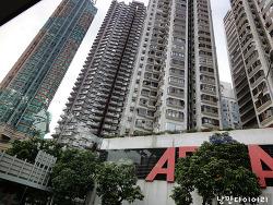 홍콩 아파트 풍경; 홍콩의 흔한집 고층아파트