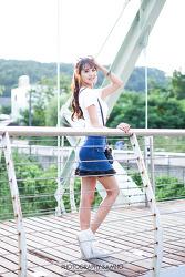 파주 출판단지 야외촬영 김유민 #4