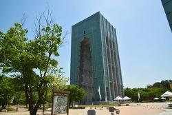 황룡사 9층탑을 품다 - 경주엑스포 경주타워 전망대[경주여행 알쓸신잡]