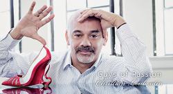 여유로움에서 영감을 받는 로맨틱한 남자 : 크리스찬 루부탱의 이야기