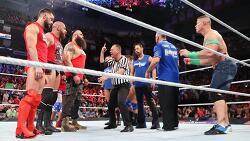 WWE 서바이벌시리즈 2017 두번째 이야기 5 vs 5 경기 리뷰