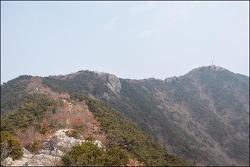 20180225 대구앞산 (대덕산-앞산-산성산) (대구남구)