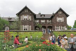 구후루카와정원 (旧古河庭園)