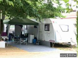 별 4개 스페인 캠프장, 어떤 모습일까?