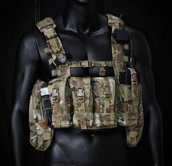 [Chest Rig] Crye precision AVS™ Detachable Chest Rig Setup.