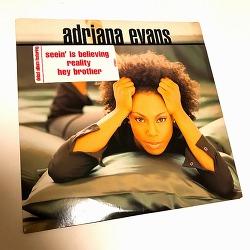 아드리아나 에반스 (Adriana Evans) - ADRIANA EVANS (1997)