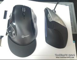 안아파 마우스 프로 구매 후기(버티컬 ANAPA)