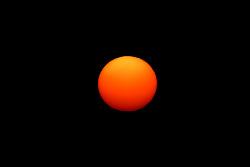 붉은 태양