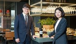 잘 숙성된 와인을 닮다! 동원와인플러스-그랜드 하얏트 서울 장보리 소믈리에