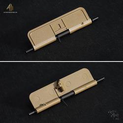 [드레스업] HK416 Ejection Port Cover RAL8000 세라코트 작업기.