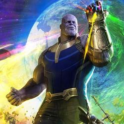 <어벤져스: 인피니티 워(Avengers: Infinity War)> - 진짜 주인공은 타노스 1편