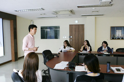 Pre-departure training for teachers to Vietnam and Mongolia