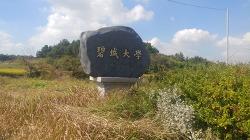 [2017 폐교탐방] 김제 벽성대학 (2) 폐허가 된 원룸촌, 정문