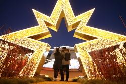 에버랜드 크리스마스 판타지 축제, 낮부터 밤까지 즐겨보기!