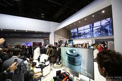 CES2018 LG 서빙 로봇, 포터 로봇, 쇼핑카트 로봇 어때요? -LG 클로이(CLOi)