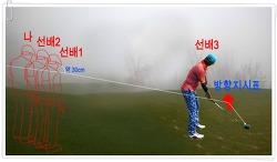 골프 라운드에서 안전제일을 외치다