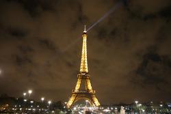 겨울 파리여행 야경 명소 BEST 5