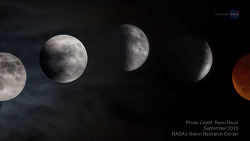 Three Super Moon 3개의 슈퍼문