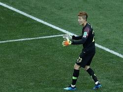 한국 스웨덴 조현우 서드 골키퍼였다!