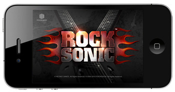 TAP SONIC or ROCK SONIC