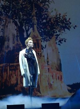 김재중 콘서트 무대영상 디자인 작업-(2017 KIM JAEJOONG ASIA TOUR 'The REBIRTH of J)
