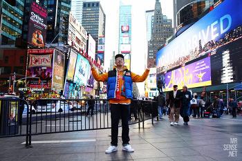 어쩌다 출장덕에 뉴욕 #2 : 소호 쇼핑 투어, 뉴욕 지하철, 소호 브런치 카페 제인, 맨하탄 타임즈 스퀘어, 블랙탭의 버거, 한인타운 백정
