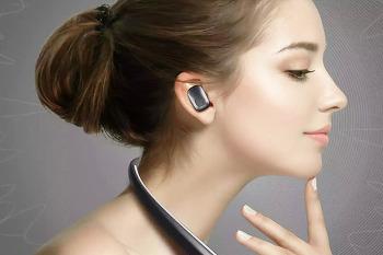 가장 자유로운 블루투스 이어폰! LG 톤 플러스 프리 발표!
